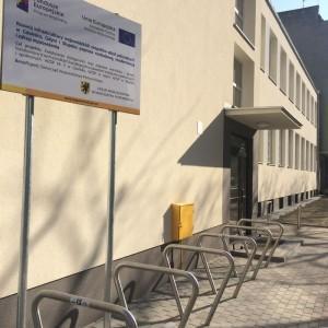 szkoła, tablica program regionalny, unia europejska
